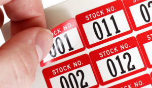 Etichette per inventari